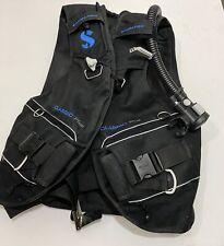 Scubapro Classic Plus Air 2 Inflator Black Diving Vest Buoyancy Compensator Xl