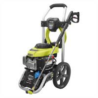 RYOBI Gas Pressure Washer 3000 PSI 2.3-GPM Honda