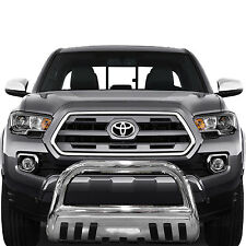 Wynntech Bull Bar Bumper Guard for 2016-17 Toyota Tacoma - T304 Stainless Steel