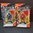 HALO Heroes Series 4 Mega Construx SPARTAN WETWORK CLEANER Madsen FFM72 77