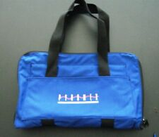 Pyramex Blue Safety Glass Sample Bag Zippered New 16x11