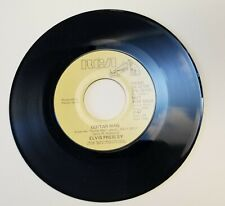 Elvis Presley ~ Promo 45 Record, Not For Sale ~ Guitar Man