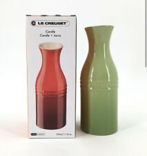 NEW Le Creuset Palm Green Stoneware Carafe Drink 11.8oz (350ml)