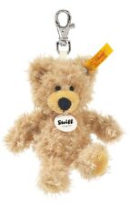Steiff Charly Teddy Bear Keyring collectable soft toy keychain - 12cm - 111884
