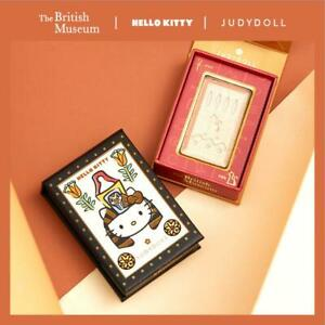 Judydoll X The British Museum Highlighter Palette Hello Kitty Serie Makeup