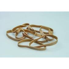 [Ref:02495L6] SIGN Boîte de 100g Bracelets Elastiques caoutchouc larges 180 x