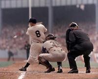 1956 New York Yankees YOGI BERRA & ROY CAMPANELLA Glossy 8x10 Photo World Series