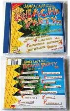 JAMES LAST Beach Party ´95 .. Original 1995 Polydor Club-Edition CD TOP