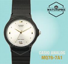 Casio Women's Classic Analog Watch MQ76-7A1
