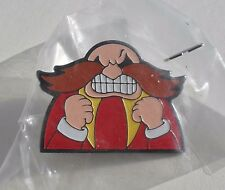 Sega SONIC the Hedgehog Dr Professor Robotniks 1991-92 Rare METAL PIN BADGE Pins