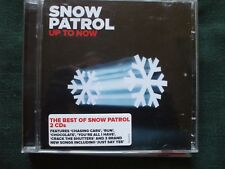 Snow Patrol - Up To Now.The Best Of Snow Patrol. Double CD.Discs In Ex.Condition