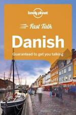 Lonely Planet Fast Talk Danish Phrasebook *FREE SHIPPING - NEW*