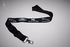 Jaguar Land Rover Kalkan Schlüsselband / Lanyard NEU!!