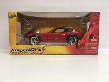 Jada Toys Option D 1972 Datsun 240Z 1:24 Diecast Metal Red