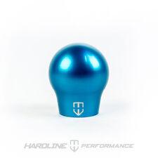 HARDLINE AGS 153G ALUMINUM SHIFT KNOB FOR FOCUS ST/FIESTA ST M12X1.25 - BLUE