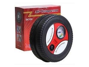 Portable Electric Car Air Compressor Tire Inflator for Car, Bike.. (12V 260PSI)