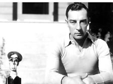 Buster Keaton 8x10 Picture The General Navigator Photo