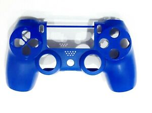 Genuine Front Housing Shell Case for Sony PS4 Controller - Blue