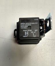 Song Chuan 896H-1CH-D1SW-R1-U30-12VDC Automotive relay, Form 1C,weatherproof NEW