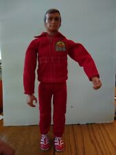 Vintage Six Million Dollar Man 13 Inch Action Figure 1973