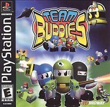Team Buddies (Sony PlayStation 1, 2000)