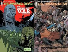 THE WALKING DEAD #159 A & B SET VARIANT IMAGE COMICS BY KIRKMAN ADLARD & STEWART