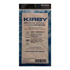 TOP Angebot 9 Original KIRBY Filter / Filtertüten für G3 G4 G5 G6 G7 G8 (197394)