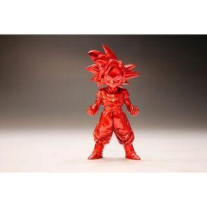 Figure Dragonball Super Goku 2 13/16in Saiyan God Absolute Chogokin Dz-09