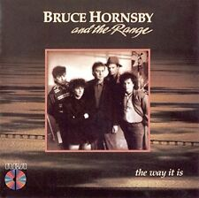 Bruce Hornsby Way it is (1986, & The Range) [CD]