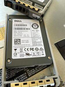 "Dell 200Gb 12Gbps SSD 2XR0K in 2.5"" caddy / tray 0DKM-200G-5C20"