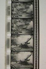 F TROOP TRAILER SOME DAMAGE ON FILM 16MM FILM MOVIE ROLLED NO REEL D51