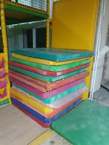 commercial soft play mats