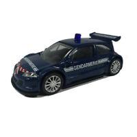 """Norev 319211 Renault Megane Trophy """"Gendarmerie"""" blau - Emergency 1:64 NEU!°"""