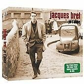 Jacques Brel - Je T'Aime cd (2 x cds)