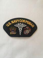 U.S. Navy Corpsman Patch