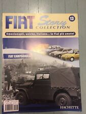 "FIAT STORY COLLECTION "" FIAT CAMPAGNOLA "" HACHETTE-DATEI"