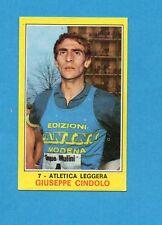 CAMPIONI dello SPORT 1970-71-Figurina n.7- CINDOLO - ATLETICA LEGGERA -NEW