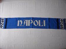 d8 sciarpa SSC NAPOLI FC football club calcio scarf bufanda italia italy
