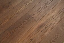 Engineered Oak Brushed, Walnut Stained & UV Oiled Flooring 189x15/4mm EO1513C
