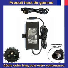 Chargeur Adaptateur Secteur 90W Pour Dell Inspiron 15 5542 1525 3521 N5040 N5050