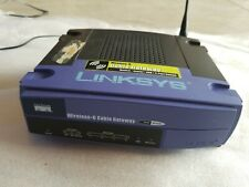 Linksys Wireless-G Cable Gateway Model WCG200, Modem, Router, USB