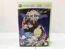 Tales of Vesperia XBOX 360 Game Complete!