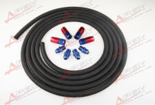Nylon Cover Racing Performance Automatic Transmission Cooler Line Kit