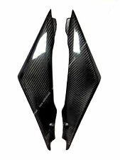 2005-2006 Suzuki GSXR1000 K5 Carbon Fiber Tank Side Panels