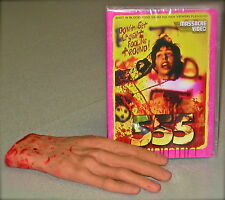 555 Massacre Video DVD New GRINDHOUSE GORE Hippie SOV HORROR EXPLOITATION SLEAZE