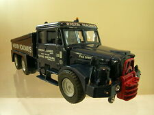 SMITH MODELS SCAMMEL SUPER CONSTRUCTOR WREKIN RAODWAYS BOXED SCALE 1:50