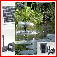 10 Watt Solar Water Pump Battery Control Box Timer