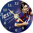 Football Lionel Messi Novelty Cd Clock Can be personalised