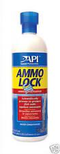 API Ammo Lock 237ml AmmoLock Aquarium Ammonia Remover