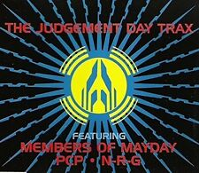 Members of Mayday Judgement day trax (e.p., 1993) [Maxi-CD]